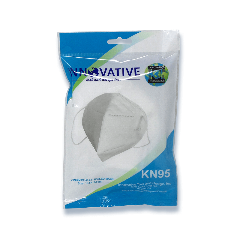 Picture of KN95 Masks  5, 10 & 25 pcs./pack