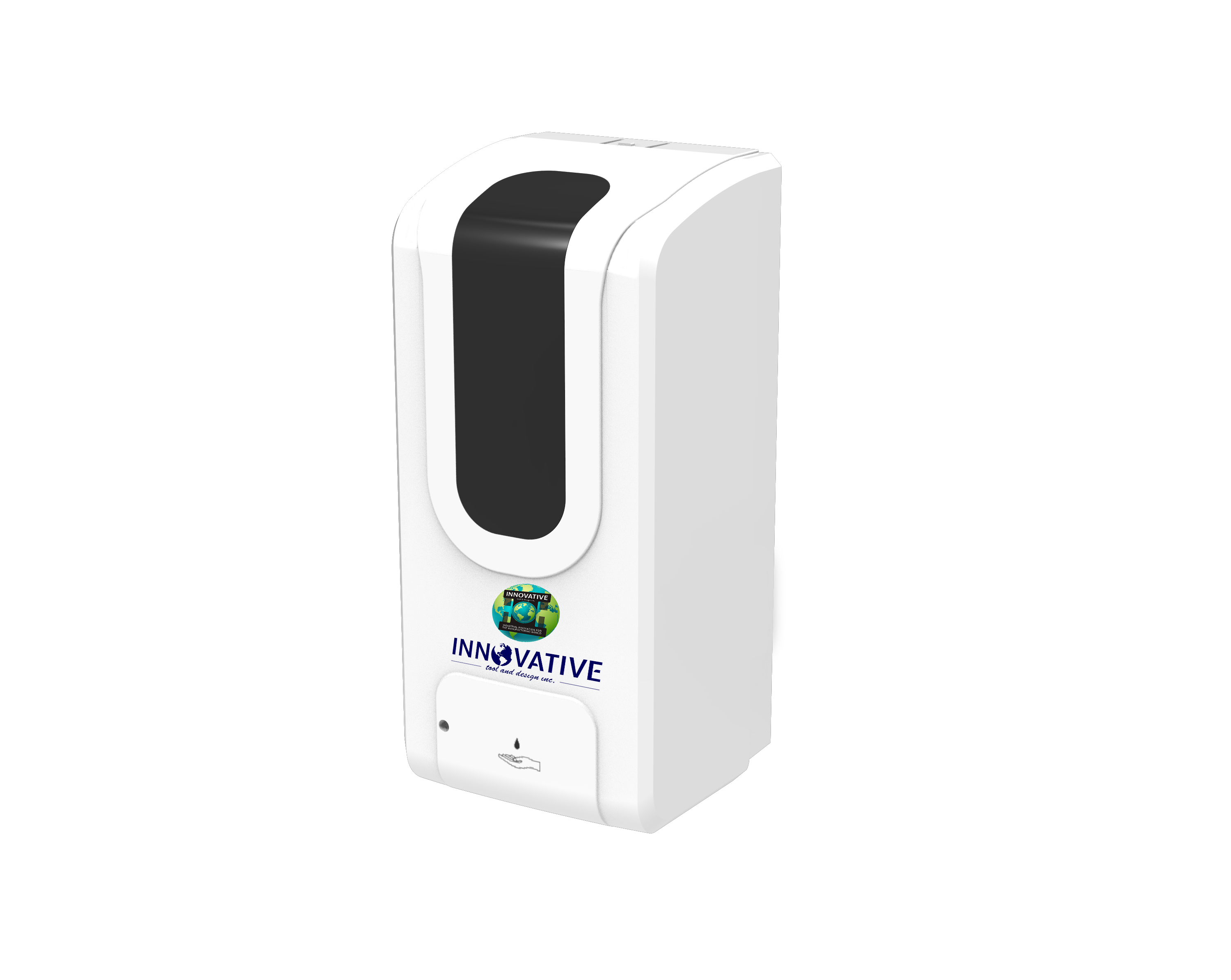 Picture of Hand Sanitizer Dispenser with Stand